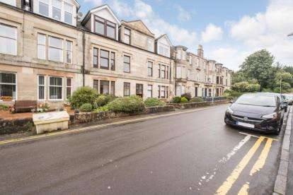 2 Bedrooms Flat for sale in Norval Place, Moss Road