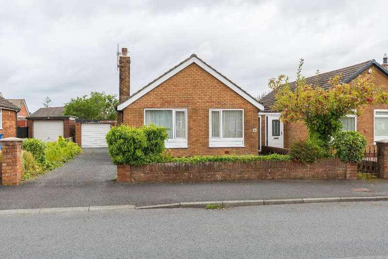 2 Bedrooms Bungalow for sale in Dorchester Road, Garstang, Lancashire, PR3 1FD