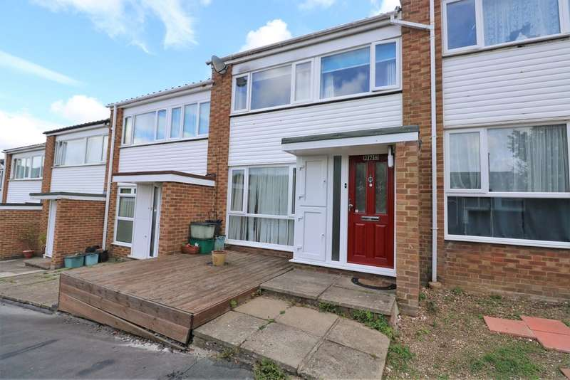 3 Bedrooms Terraced House for sale in Osward, Courtwood Lane, Croydon, CR0 9HJ