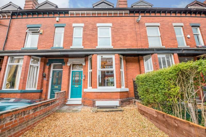 4 Bedrooms Terraced House for sale in Keppel Road, Manchester, Greater Manchester, M21