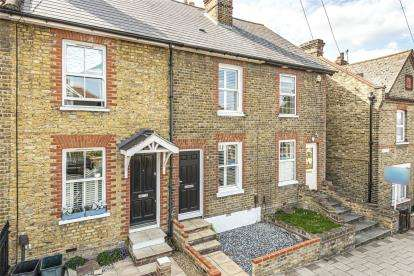 2 Bedrooms Terraced House for sale in White Horse Hill, Chislehurst