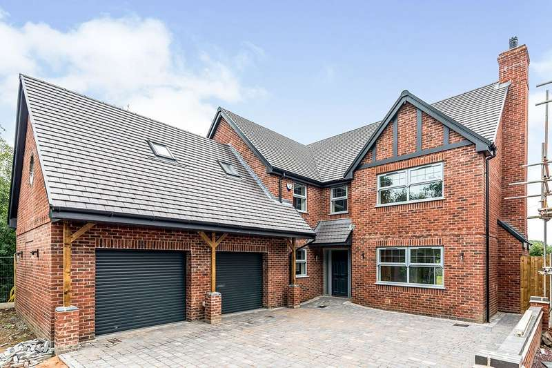 5 Bedrooms Detached House for sale in White Row, Horton, Telford, TF6