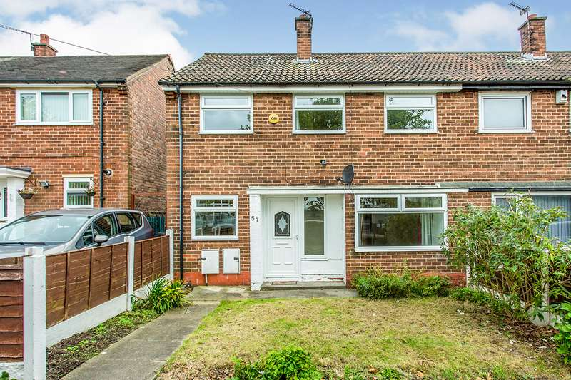 3 Bedrooms Semi Detached House for sale in Ainsdale Drive, Ashton-On-Ribble, Preston, PR2