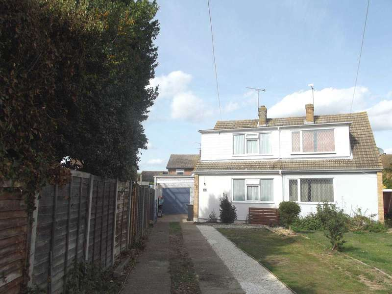 3 Bedrooms Semi Detached House for sale in Millways, Great Totham
