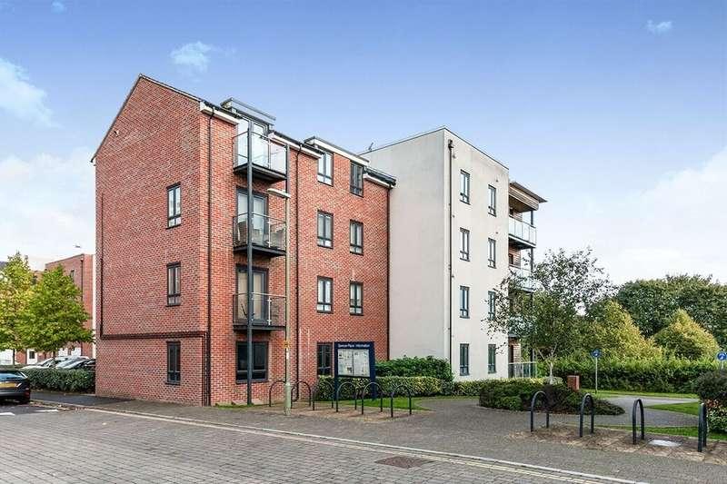 2 Bedrooms Flat for rent in Sinclair Drive, Basingstoke, RG21