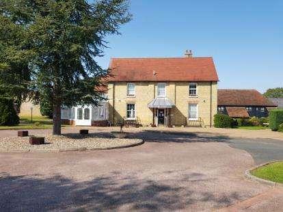 1 Bedroom Retirement Property for sale in The Farmhouse, Norton Hall Farm, Norton Road, Letchworth Garden City