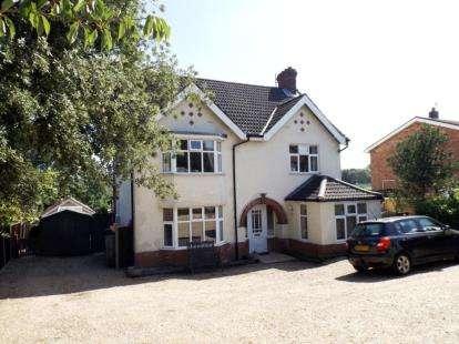 5 Bedrooms Detached House for sale in Cromer, Norfolk