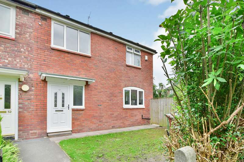 3 Bedrooms Semi Detached House for sale in Cranwell Drive, Manchester, Greater Manchester, M19