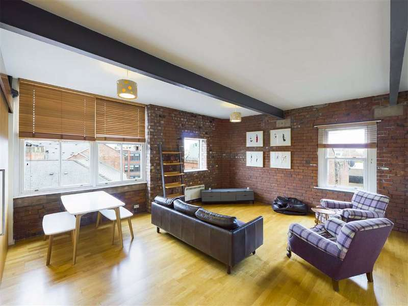 2 Bedrooms Flat for sale in 25 Church Street, Manchester, City Centre