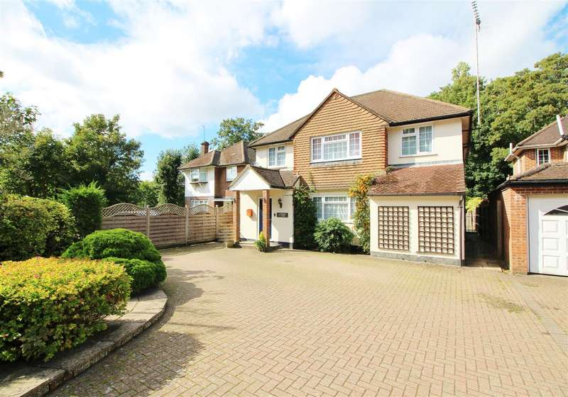 5 Bedrooms Detached House for rent in Craigweil Avenue, Radlett