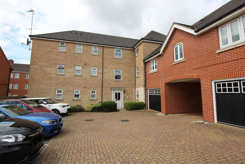 2 Bedrooms Apartment Flat for sale in Fresson Road, Stevenage, SG1 3QU