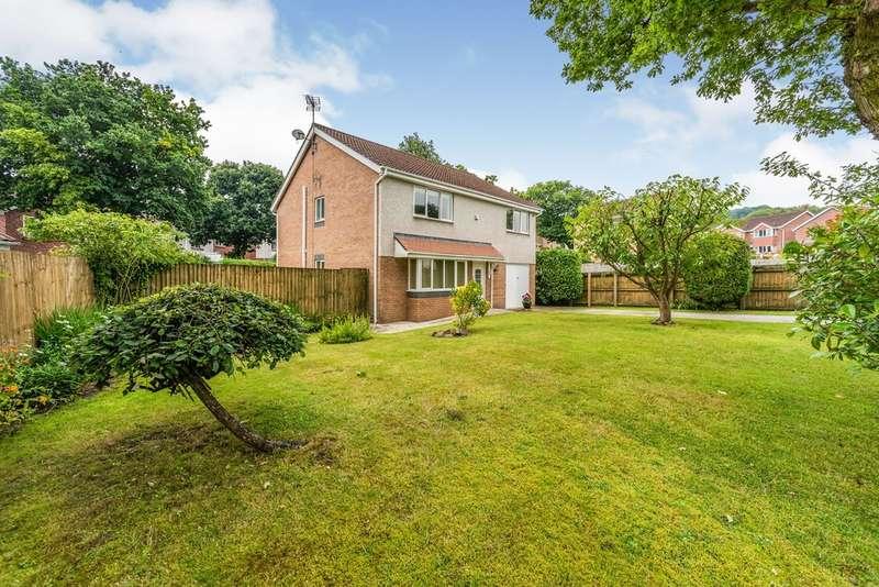 5 Bedrooms Detached House for sale in Maes Y Deri, Gowerton, Swansea