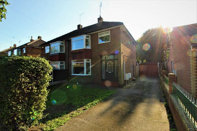 3 Bedrooms Semi Detached House for sale in Old Retford Road, Handsworth, Sheffield, South Yorkshire, S13