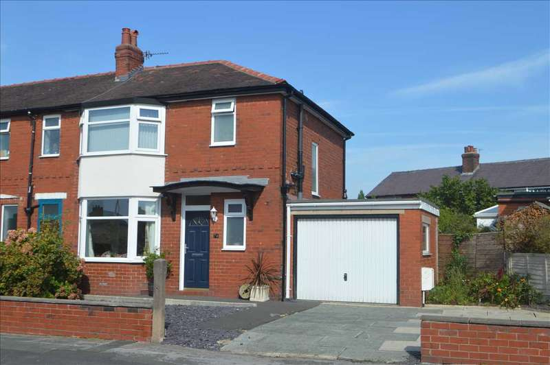 3 Bedrooms Semi Detached House for sale in Ash Grove, Chorley