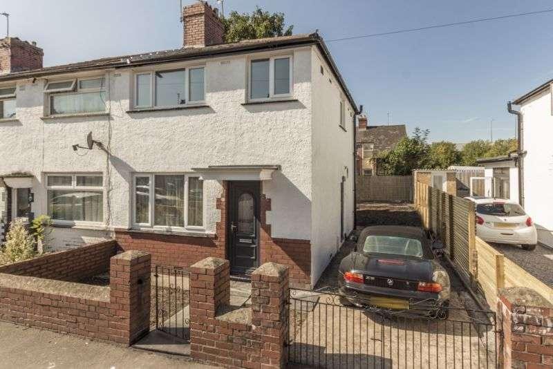 2 Bedrooms Property for sale in Ailesbury Street, Newport