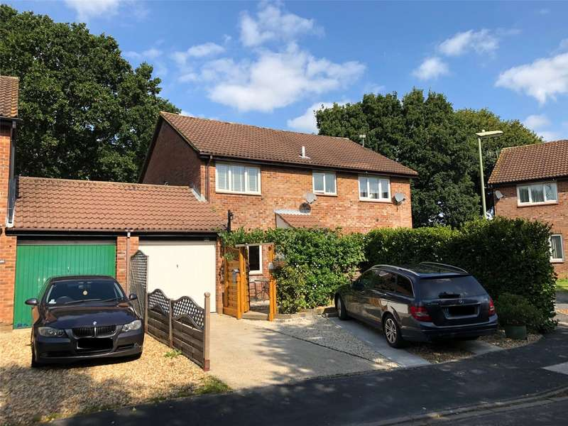 2 Bedrooms Semi Detached House for sale in Alfred Close, Totton, Southampton, Hampshire, SO40