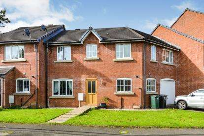 4 Bedrooms Terraced House for sale in Redruth Drive, Carnforth, Lancashire, United Kingdom, LA5