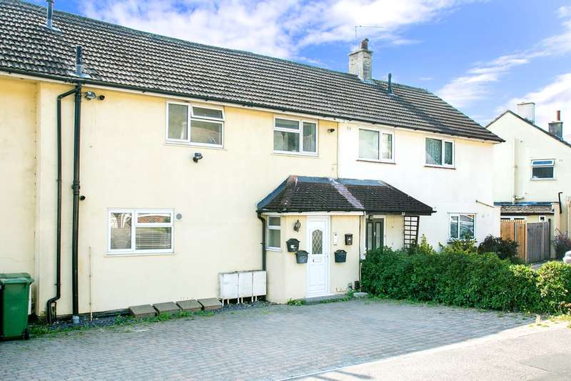1 Bedroom Flat for sale in Stratfield Road, Basingstoke, RG21
