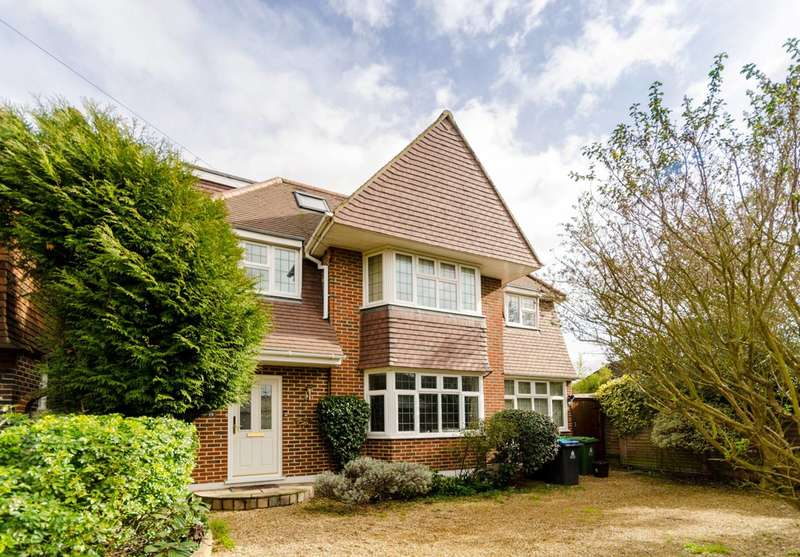 5 Bedrooms Detached House for rent in Albion Road, Coombe, KT2