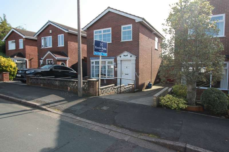 3 Bedrooms Detached House for sale in Maple Close, Billinge, Wigan, Merseyside, WN5