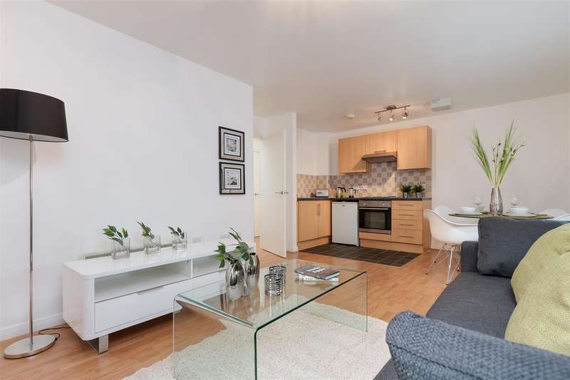 1 Bedroom Apartment Flat for sale in City Link, Hessel Street, Salford