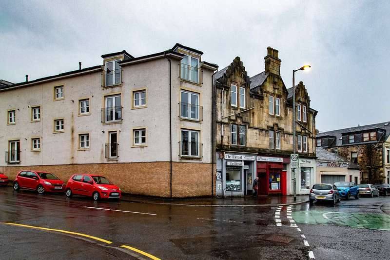 2 Bedrooms Apartment Flat for rent in Market Place, Kilmacolm