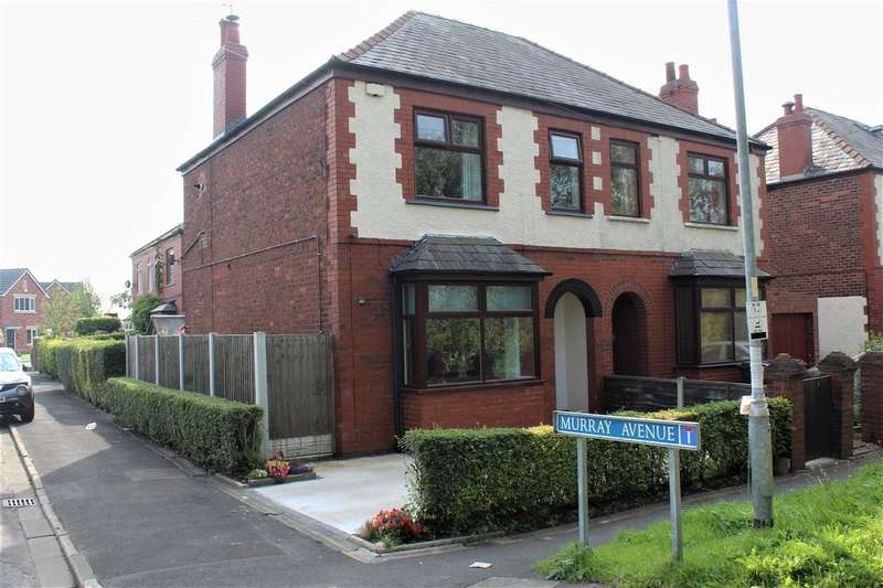 3 Bedrooms Semi Detached House for sale in Moss Lane, Farrington Moss, Leyland