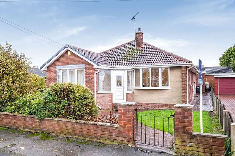 3 Bedrooms Detached Bungalow for rent in Staniforth Crescent, Todwick, Sheffield, S26