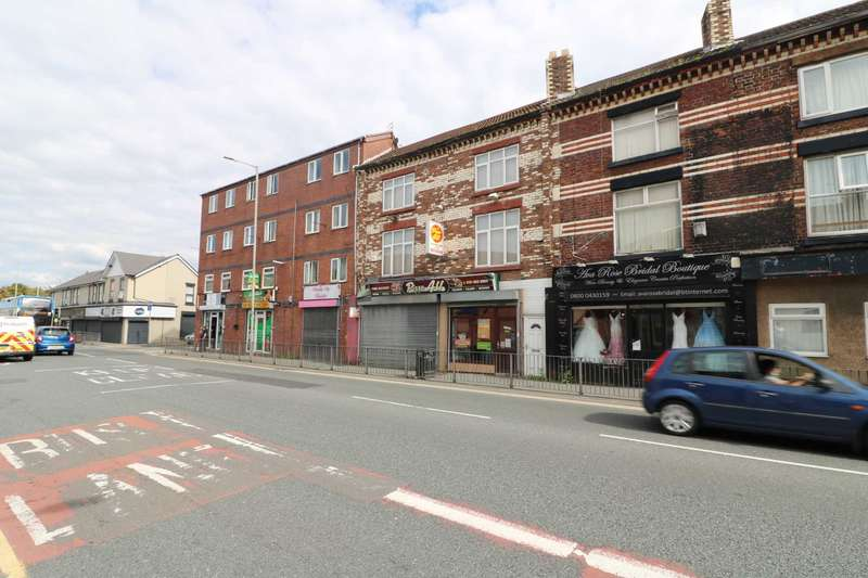 3 Bedrooms Block Of Apartments Flat for sale in Rice Lane, Liverpool
