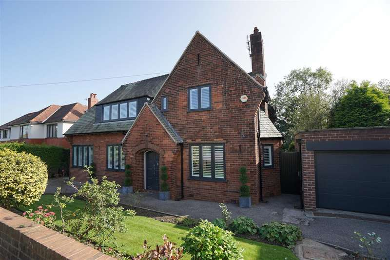 5 Bedrooms Detached House for sale in Woodside, Dalegarth Avenue, Heaton,