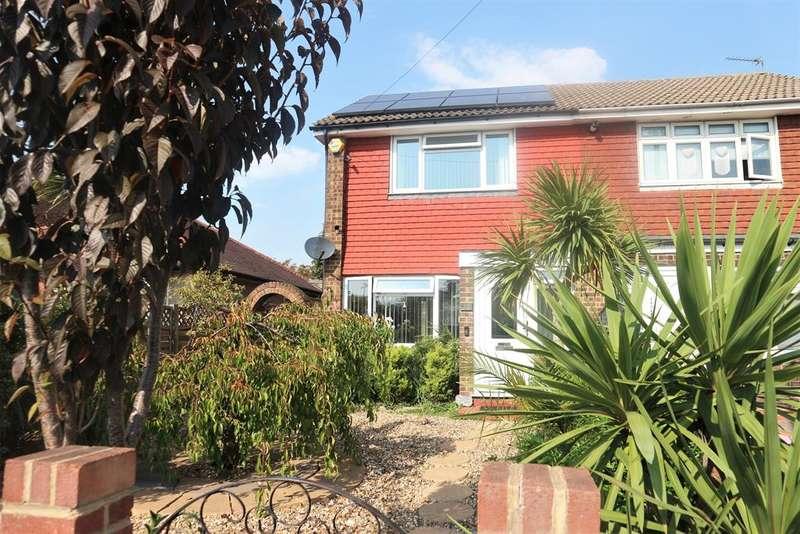 2 Bedrooms Semi Detached House for sale in Blackfen Road , Sidcup, Kent, DA15 9NP