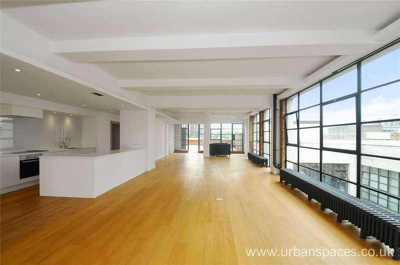 2 Bedrooms Flat for sale in York Central, 70-78 York Way, London, N1