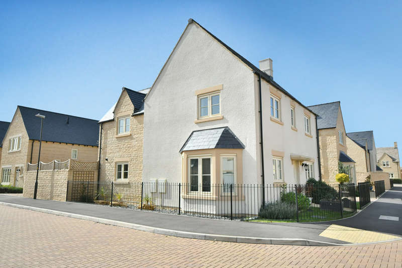 4 Bedrooms Detached House for sale in Old Railway Close, Lechlade