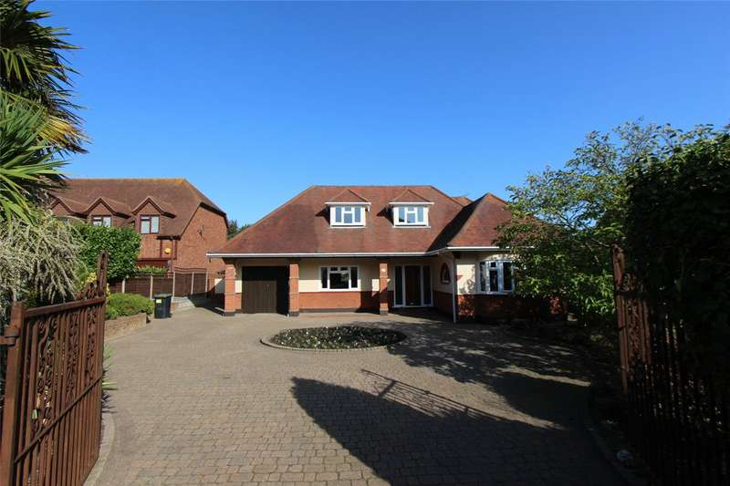 4 Bedrooms Detached House for sale in Eastwood Road, Leigh-on-Sea, Essex, SS9