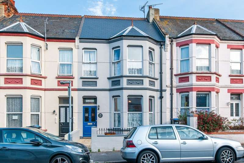 4 Bedrooms Property for sale in Warwick Road, Cliftonville, Margate, CT9