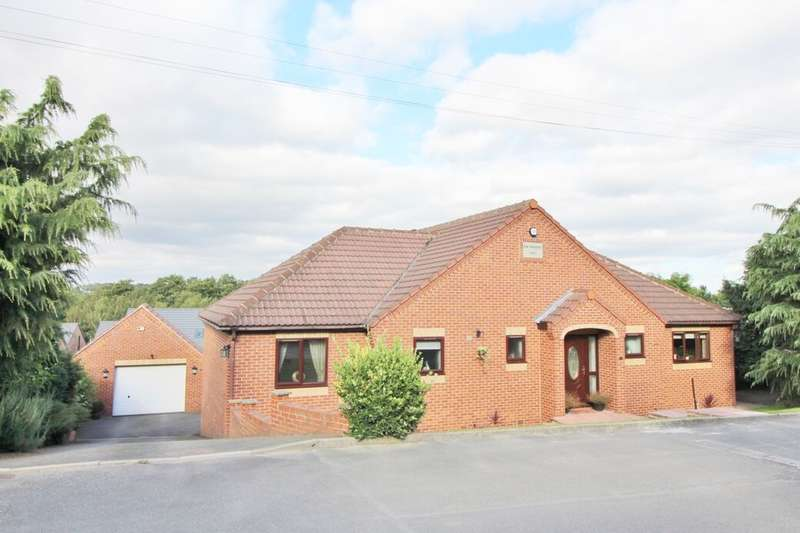 4 Bedrooms Detached House for sale in Rimington Road, Wombwell, Barnsley, S73