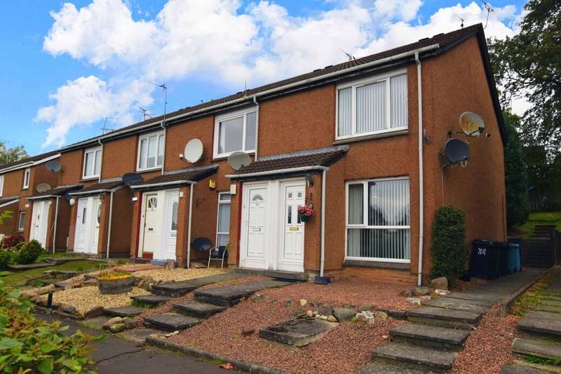 1 Bedroom Flat for sale in Hamilton View, Uddingston, Glasgow, G71