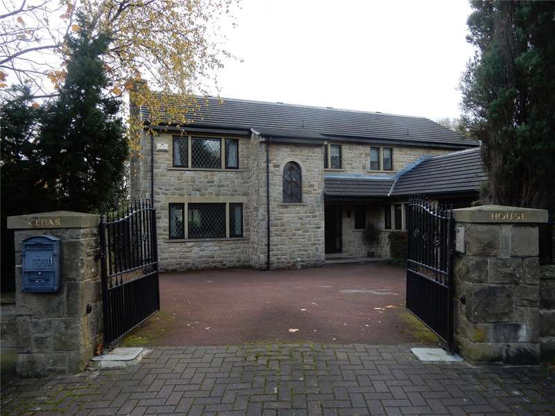 5 Bedrooms Detached House for rent in Norwood Park, Birkby, Huddersfield, HD2