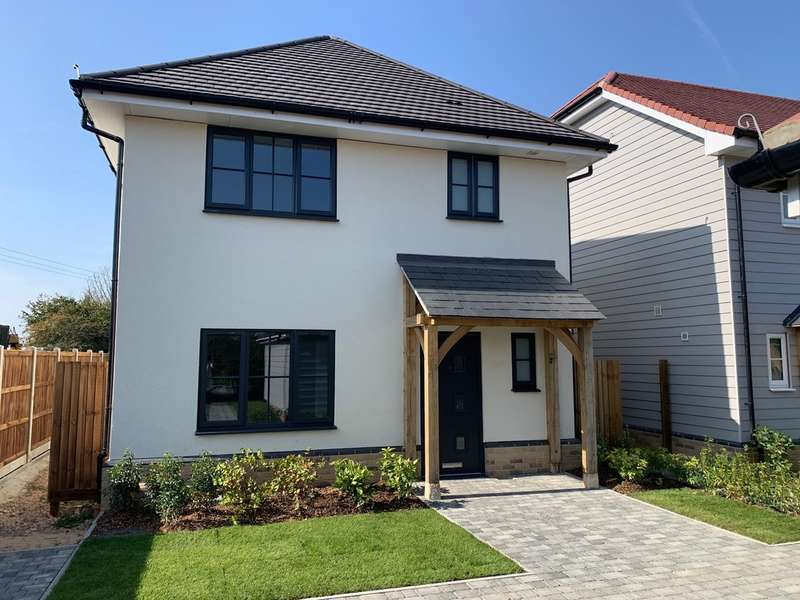 3 Bedrooms Detached House for sale in Chelmsford Road, Felsted, Dunmow
