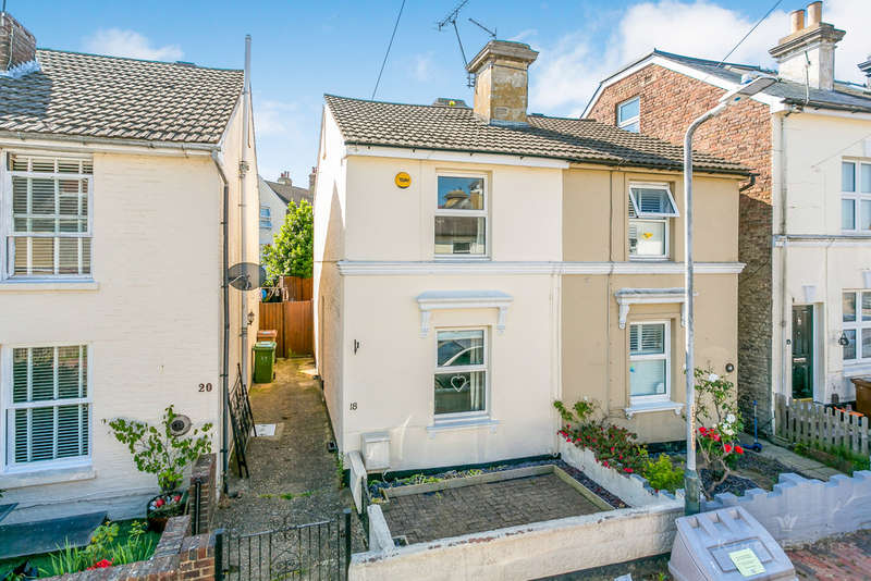 2 Bedrooms Semi Detached House for sale in Chandos Road, Tunbridge Wells