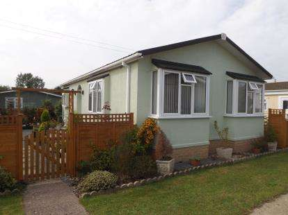2 Bedrooms Mobile Home for sale in Berkeley Vale Park, Berkeley, Gloucestershire, Na