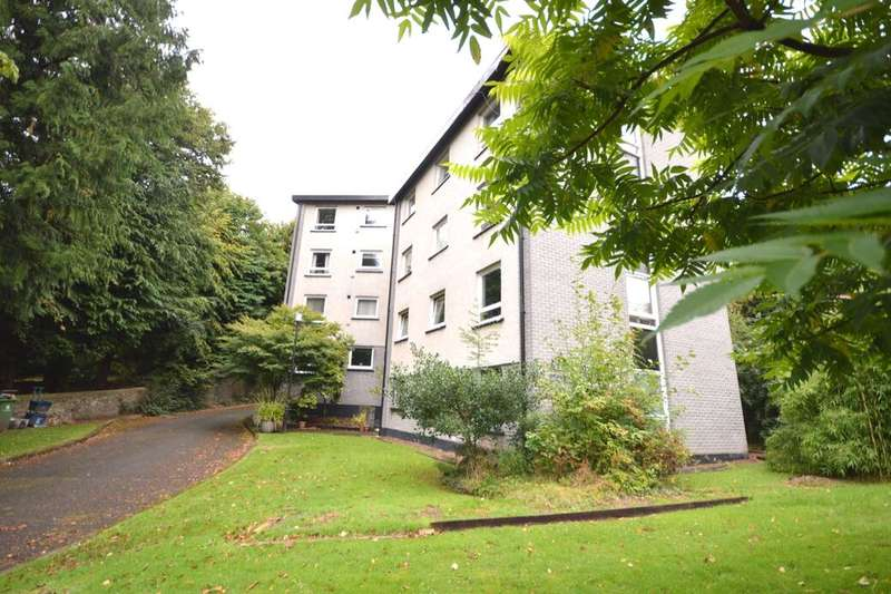 2 Bedrooms Flat for rent in Kenilworth Court, Bridge Of Allan, Stirling, FK9