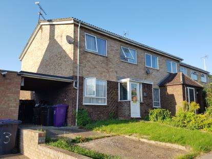 3 Bedrooms End Of Terrace House for sale in Benchley Hill, Hitchin, Hertfordshire, England
