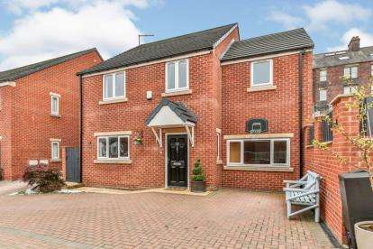 4 Bedrooms Detached House for sale in Cross Hill Close, Ecclesfield, Sheffield, South Yorkshire