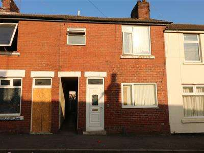 3 Bedrooms Terraced House for sale in Cavendish Road, Ferham, Rotherham