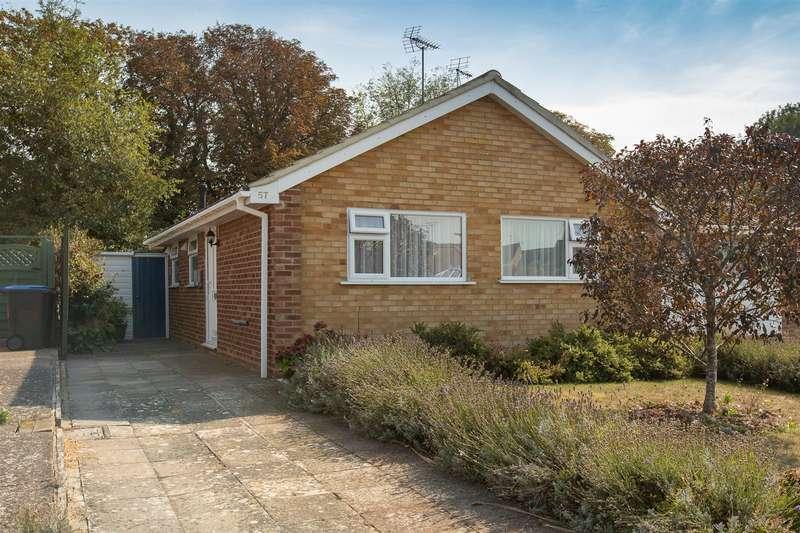 2 Bedrooms Semi Detached Bungalow for sale in Woodland Avenue, Birchington