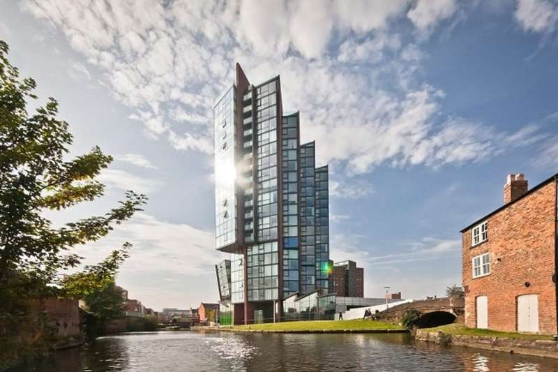 1 Bedroom Flat for sale in Islington Wharf, 151 Great Ancoats Street