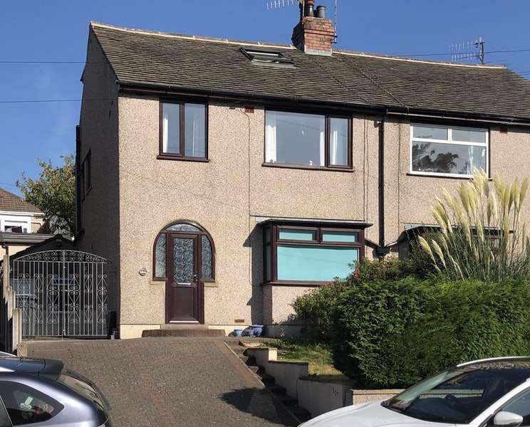 4 Bedrooms Semi Detached House for sale in Bowerham Road, Lancaster, Lancashire, LA1