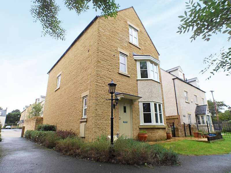 5 Bedrooms Detached House for sale in Churn Meadows, Cirencester