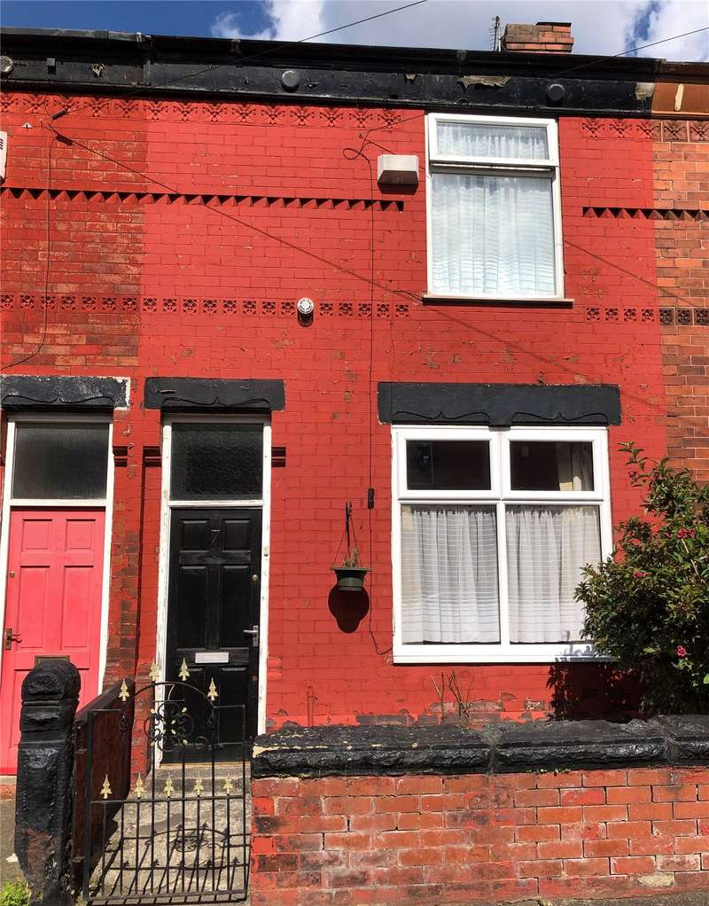 2 Bedrooms Terraced House for sale in Greening Road, Levenshulme, Manchester, M19